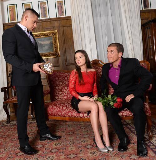 DPFanatics.com/21Sextury.com - Anita Bellini [Valentines Day DP] (FullHD 1080p)