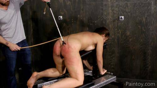 Kiki Sweet - Paddle Butt [FullHD, 1080p] [Paintoy.com] - BDSM