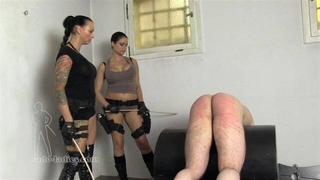Sado-ladies.com - In The Bunker - Entire Movie [FullHD, 1080p]