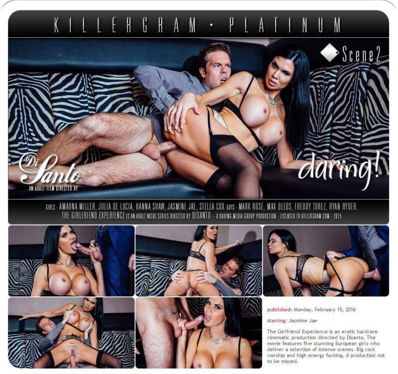 Jasmine Jae - The Girlfriend Experience Scene 3 [SD] - Killergram, DaringSex