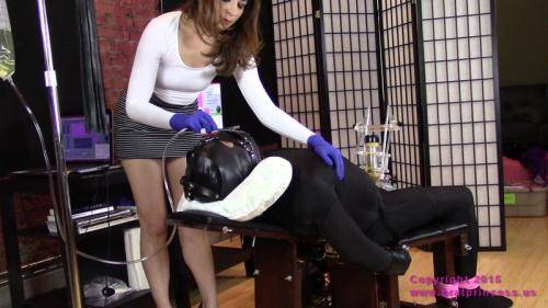 Lola - Cow Receptacle Training 2 - Life In The Box [FullHD, 1080p] [BratPrincess.us] - Femdom