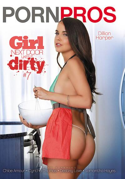 Girl Next Door Likes It Dirty 7 2016 - Porn Pros [SD, 480p, Split Scenes]