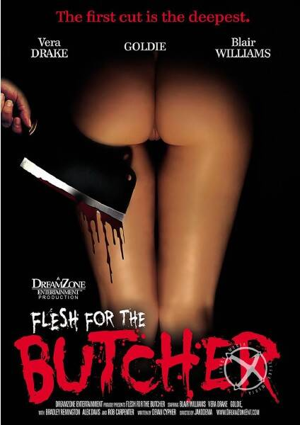 Flesh For The Butcher (Movies) (Dream Zone Entertainment) SD, 480p, Split Scenes