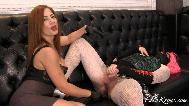 EK: Making My Sissy Slut Drink Her Own Cum! [FullHD] (436 MB)