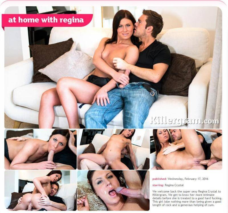 KillerGram.com: At Home With Regina Crystal [SD] (217 MB)