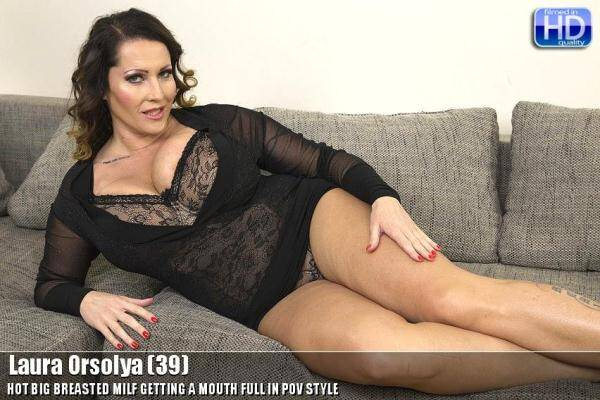 Laura Orsolya (39) (Mature.nl) [SD, 540p]