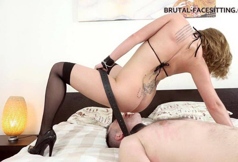 Brutal-Facesitting - Mistress Tara - Brutal Facesitting [2015 HD]