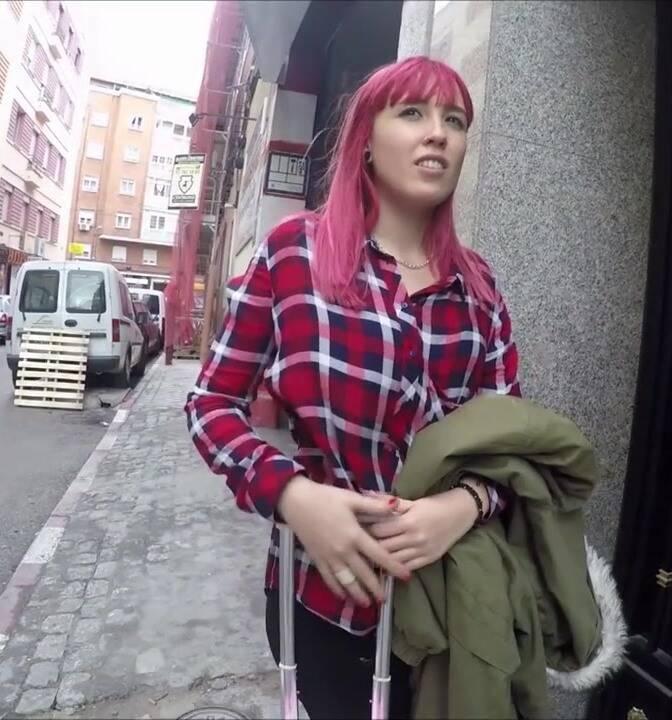 F@King - Paula Teen,Jordi el nino polla - Casting de modelos para publicidad de Quality Top Models. Paula, 19 anos, todo por un sueno.  [HD 720p]