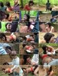 Nora - Nora, gang-bang en foret ! [HD] - French exclusive