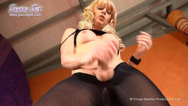 JoannaJet.com: Joanna Jet - Me and You 181 - Dark Pantyhose [HD] (208 MB)