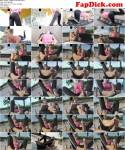 Crazy Dirty Sex - Angel - Footjob in sexy yoga pants (Amateur) [SD, 480p]