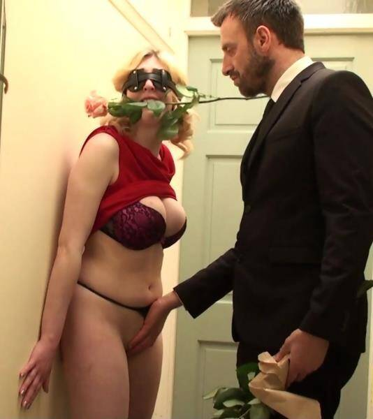 PascalsSubSluts.com - Jessica Jensen - Jessica: Spank My Rosy Valentine Arse!  [FullHD 1080]