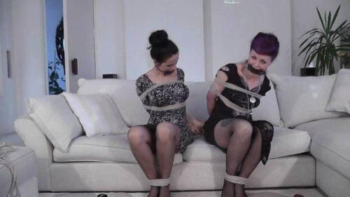 Helena, Lavinia, Elle - Loving This [HD, 720p] [BondageChronicles.com] - Bondage