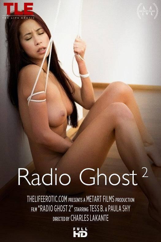 Paula Shy & Tess B - Radio Ghost 2 [FullHD, 1080p] - TheLifeErotic.com