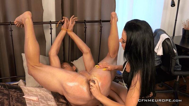 CFNMEurope.com: Escort Massage! [FullHD] (1.25 GB)
