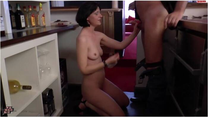 Crazy Dirty Sex - Masken-Lady - Usertreff in der frivolen Bar Teil 2 [FullHD 1080]