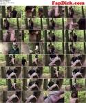 Tied to a tree in the forest - Part 2! Orgasm! [HD] - Nakedgord