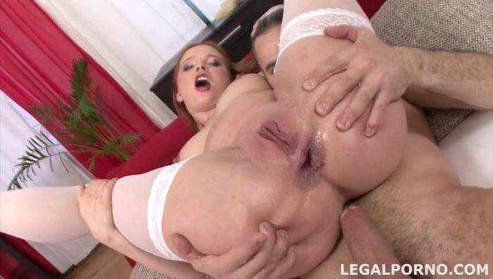 L3g4lP0rn0.com - Pregnant Slut Venday Horny For Cock In The Ass Future Mom Ass Fucked GIO005 (Pregnant) [SD, 360p]