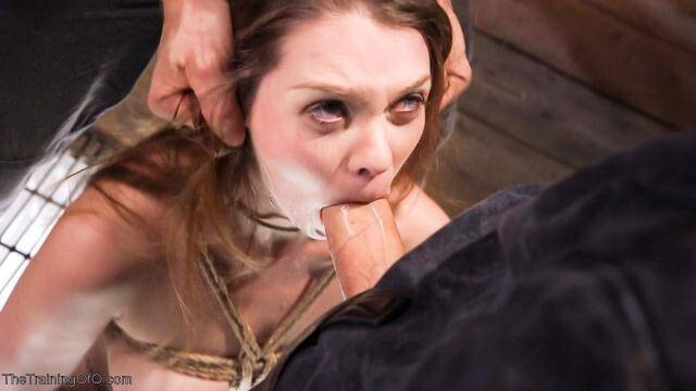 TheTrainingOfO.com - Nora Riley's Anal Slave Training / 39663 [SD, 360p]