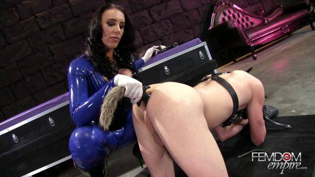 Female Domination - The Puppy Game [FullHD, 1080p]