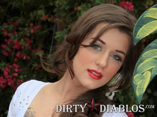 DirtyDiablos.com/DiablosInkd.com - Hayley Hanes [Hookah Smoking] (FullHD 1080p)