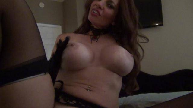 Clips4sale.com - Naughty Mom Vampire Sucks Dick at Son [HD, 720p]