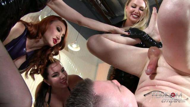 Female Domination - Premature Orgasm Ruiner! Milking! [FullHD, 1080p]