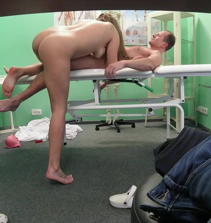 Hospital - Ally Breelsen - Doctor prescribes sperm treatment  [HD 720p]
