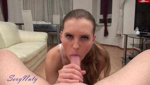 Crazy Dirty Sex [Nataly - Schwanzgeile Mundfotze real POV] SD, 480p)