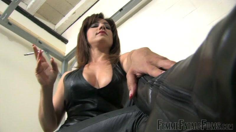 Be My Boot Slave [HD] - FemmeFataleFilms