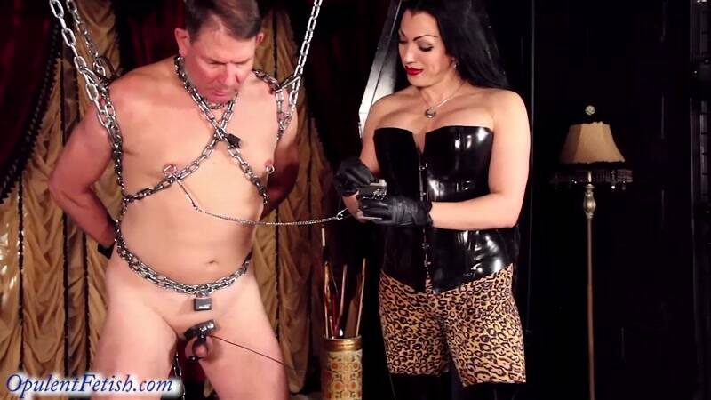 OpulentFetish.com: Obedient Slave Training [HD] (418 MB)