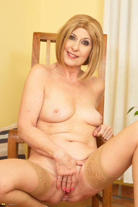 Danny (59) - Masturbation herself (Mature.nl) [SD, 540p]