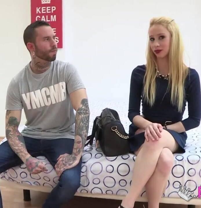 F@King - Monica Neni,Animal - Mi amiga quiere hacer porno, pasate por VK. FAKings 24h, el porno del pueblo a su servicio.  [HD 720p]