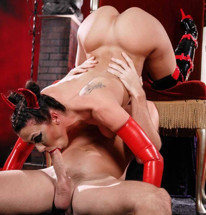 Exxtra - Rachel Starr - A Horny Devil  [SD 480p]
