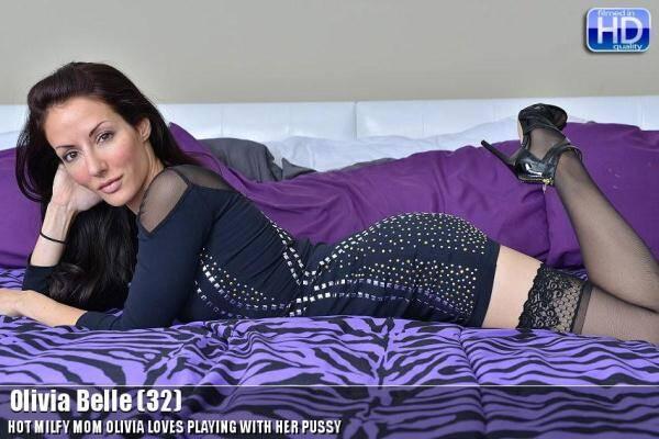 Olivia Belle (32) - Hot Milf! (Mature.nl/Love-moms.com) [SD, 540p]