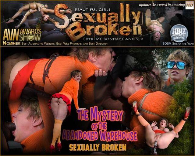 SexuallyBroken.com - The Mystery of the Abandoned Warehouse: A Scooby Doo Parody, Feature Movie [SD, 360p]