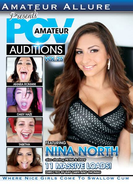 Amateur POV Auditions 25 (Movies) (Amateur Allure) DVDRip, 400p