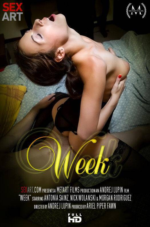 Art: Antonia Sainz, Morgan Rodriguez - Hot Week! [SD] (377 MB)