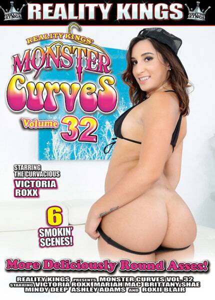 Monster Curves 32 (Movies) (Reality Kings) SD, 432p, Split Scenes