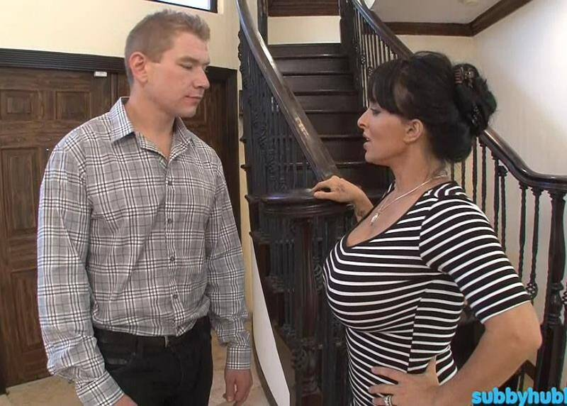 SubbyHubby - Holly Halston, Esmi Lee - Mom Trains The New Boyfriend [2013 FullHD]