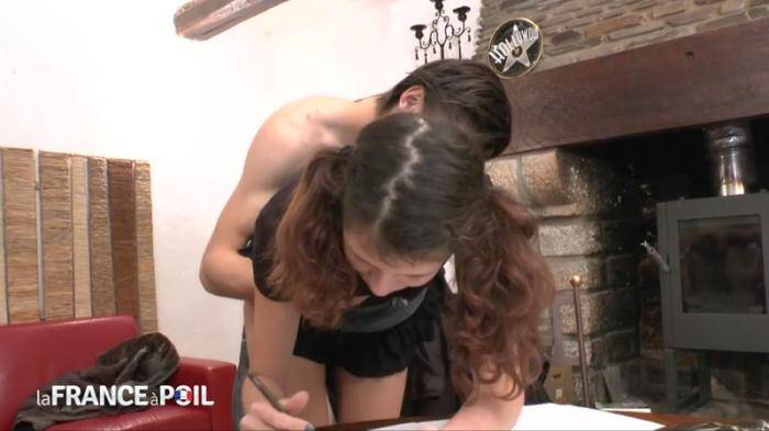 Stella is a naughty student getting hard fucked [LaFRANCEaPoil, NudeInFRANCE] 720p