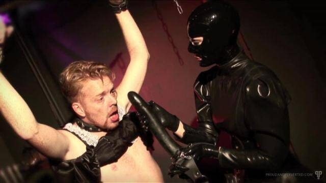 ProudandPerverted - Madame Adore, Slave Thor - The Transformation of Thor [HD, 720p]