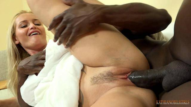 Clips4sale, KathiaNobiliGirls - BLACKMAIL FANTASY: Your boss's huge, black dick making me cum over and over again! [FullHD, 1080p]