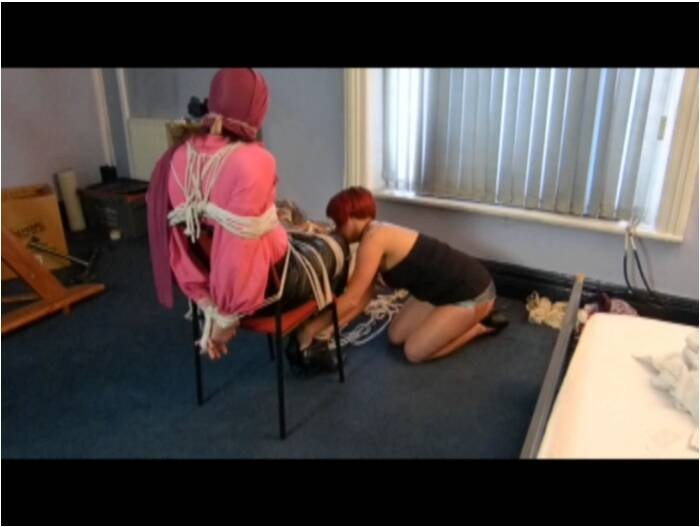TvTied.com/Trussedup.com - Mistress Girls - The Set Up Part1 Prick Teasing Dykes Hd  [HD 720]