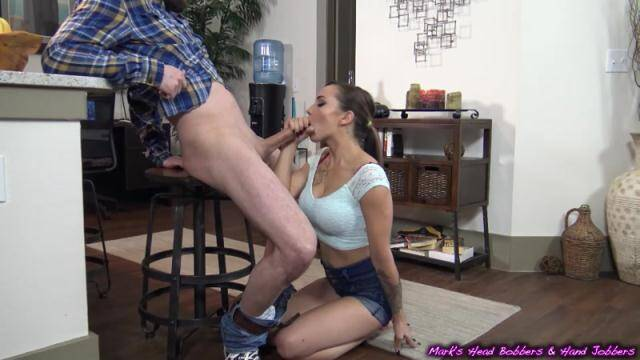 Clips4Sale, Mark's head bobbers and hand jobbers - Sasha Foxxx - Desperate tenant [SD, 540p]
