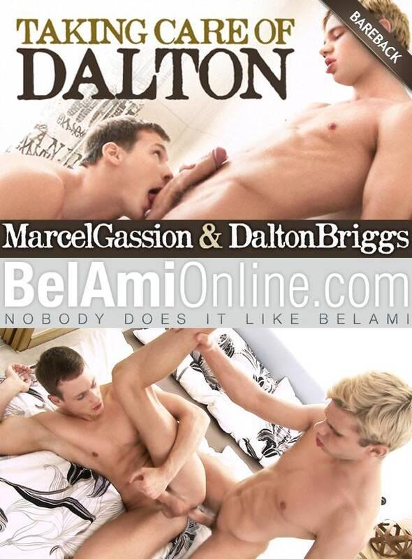 Condom Free - Dalton Briggs & Marcel Gassion - 10152 (BelAmiOnline.com) [HD, 1040p]