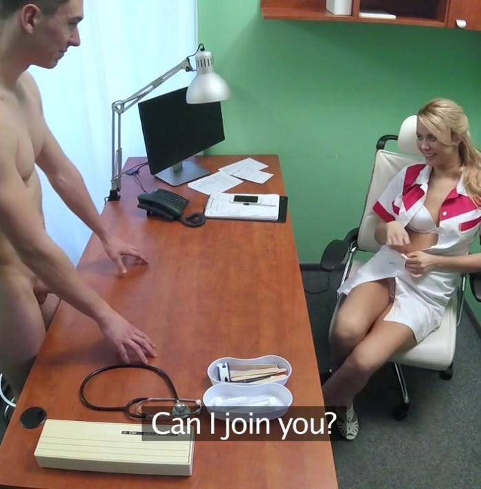 Hospital - Nikky, William - Sexy nurse wants a quick fuck  [HD 720p]