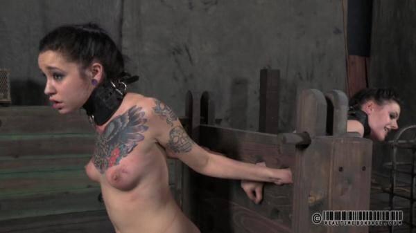 Juliette Black, Katharine Cane - Double Bind 2 (RealTimeBondage.com) [HD, 720p]
