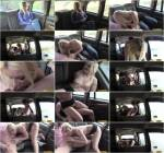 Sex in Car - Jakki Louise - Blonde gets backseat discount [SD, 480p]