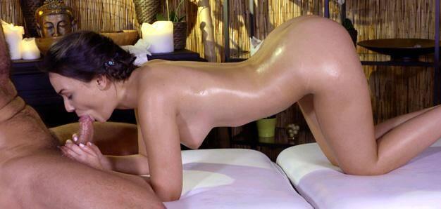 MassageRooms - George on Anina Silk [SD, 368p]